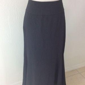 Lane Bryant Size 14 Maxi Skirt Stretch